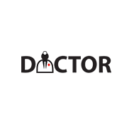 DOCTOR Domain Logo