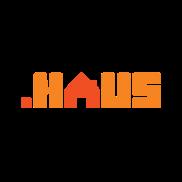 HAUS Domain Logo