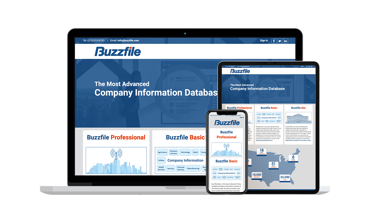 Buzzfile Local Business Listings