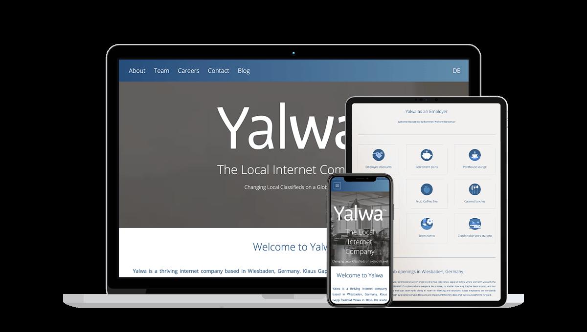 Yalwa Local Business Listings