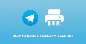 Delete Telegram Account in Four Easy Steps