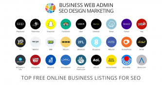 Top Free Online Business Listings for SEO